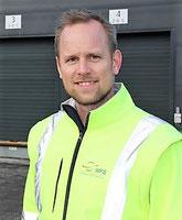 Jimi Hansen, WFS GM Scandinavia, intends to establish Copenhagen as a world class airport for pharma cargoes