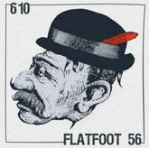 FLATFOOT 56/6'10