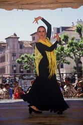 Danse andalouse