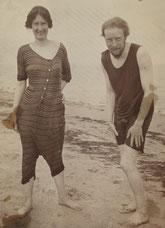 Marjorie Strachey und Clive Bell 1910