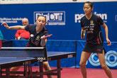 Foto Pillik - Polcanova und Zhang - eine Nummer zu groß für Villach