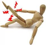 足痛、カカト痛、こむらがえりになる人の特徴