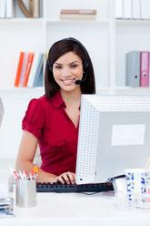 Sekretärin, Kontakt DTCenter