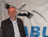 Leitet seit vielen Jahren die Gruppe - Vorsitzender Sepp Wagner