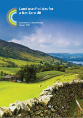 Rapport sur l'utilisation des sols dans la lutte contre le réchauffement climatique au Royaume Uni.