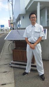 エナジーイノベーション(株) 代表取締役 小野隆史
