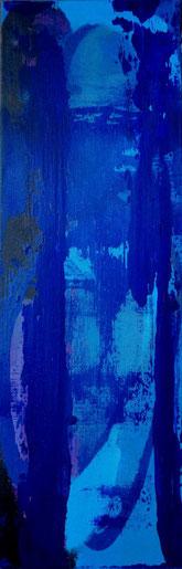 Untitled N°1, 20 x 60cm