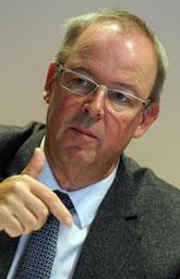 Peter Fischer, CEO der Krankenkasse Visana