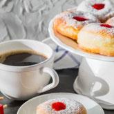 7 Doughnut Recipes Under 380 Calories to Light Up Your Hanukkah