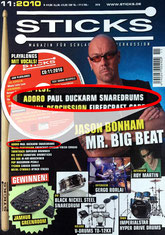 Cover Sticks-Magazin