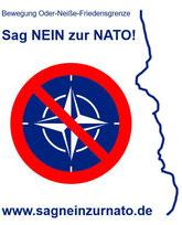 Bewegung Oder-Neiße-Friedensgrenze - Sag NEIN zur NATO!