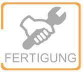 Fertigung erfolgt in Deutschland.