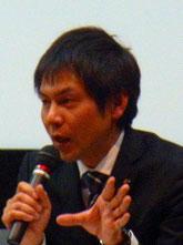 吉川(きっかわ)哲也氏 NPO法人ジュニアエコノミーカレッジ理事長/会津若松商工会議所青年部副会長