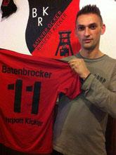 Wird neuer (Spieler-)Trainer in Batenbrock: Jens Spiller.