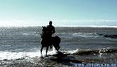 Blaue Endlosigkeit am Atlantik in Marokko + Französisch-Sprachkurs