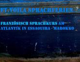 Französisch-Sprachkurs in Marokko optional in Marrakesch oder Essaouira