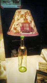 Donna Quijote Lampe