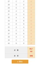 みんなの外国語検定ゴールド全問正解の合格