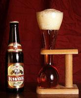 Verre à bière pour la Kwak