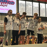 LCB U16 Mixed-Team am Regionalfinal 2017 UBS Kids Cup