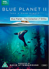 Titel cover of BBC Blue Planet II