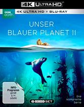 """Coverbild der DVD """"Unser Blauer Planet II"""""""