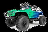 crawlster®BTA kompatibel mit Axial SCX10 Jeep Wrangler G6 Falken Edition AX90036 (RTR)
