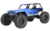 crawlster®4Wd am Axial Jeep Wrangler Wraith-Poison Spyder Rock Racer AX90031 (RTR)