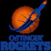Oettinger Rockets Logo Basketball