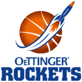 Oettinger Rockets Logo Basketball