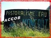 Solidarité entre association des amis de Moncaüt et l'ACCOB d'Oloron