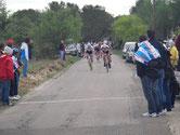 Sprint de JC pour la 3ème place