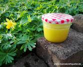 Naturkosmetik selbst gemacht, Creme aus Kräutern, Wildkräutercreme, selbst angerührte Creme, Kraftquelle