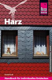 """Cover Reiseführer """"Harz"""" von Detlef Krell"""