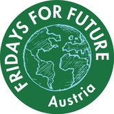 Fridays for Future FfF Austria Österreich AT Klimastreik Avatar Logo