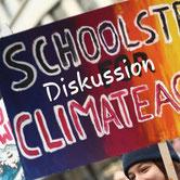 Fridays for Future FfF schollstrike Schulstreik Klimastreik climate climatestrike Diskussion Talk Plauderei Avatar Logo