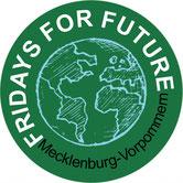 Fridays for Future FfF Mecklenburg-Vorpommern MeckPomm Klimastreik Avatar Logo #KlimastreikMeckPomm #Klimastreik #Schulstreik #Schulschwaenzen Schulschwänzen Schulstreik