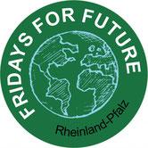 Fridays for Future FfF Rheinland-Pfalz RP RLP Klimastreik Avatar Logo #KlimastreikRLP #Klimastreik #Schulstreik #Schulschwaenzen Schulschwänzen Schulstreik