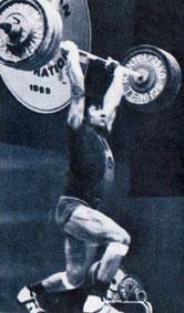 Wardanian ehemals WR in der Klasse bis 82,5 kg mit 225 kg