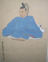 初世・村上都愷の肖像画