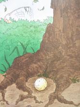 『ゴルフの本』18ページ目