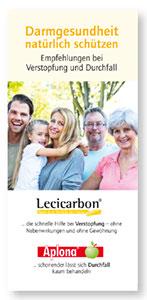 Flyer Darmgesundheit – Empfehlungen für ältere Menschen