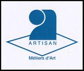 logo des artisans des métiers d'art