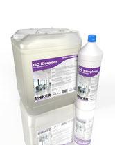 ISO-Klarglanz_Linker Chemie-Group, Reinigungschemie, Reinigungsmittel, Alkoholreiniger