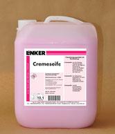 Cremeseife_Linker Chemie-Group, Reinigungschemie, Reinigungsmittel, Handreinigung, Seife, Handpflege, Seifen