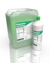 Napolan Wischpflege_Linker Chemie-Group, Reinigungschemie, Reinigungsmittel, Wischpflegen, Pflegemittel