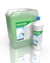 Fensterseife_Linker Chemie-Group, Reinigungschemie, Reinigungsmittel, Glasreiniger, Fensterputzmittel, Fensterreiniger