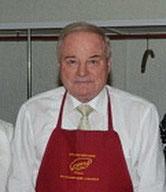Marc Chabod - Maître de Bouche )