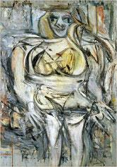 """картина Киллинга """" Женщина 3"""""""