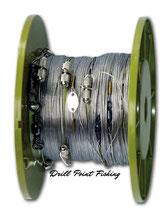 Drill Point Fishing Onlineshop - Unterkategorie Titelbild - Tiefsee-Schleppangelmontage, Litze , Draht